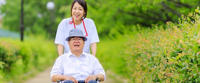 静岡県と介護の求人に専門特化!