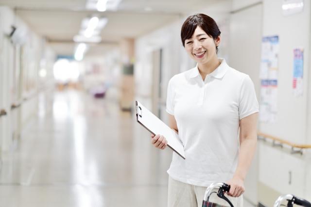 駿河区広野の老人病院での看護助手業務フルタイム。| 静岡県静岡市駿河区 イメージ