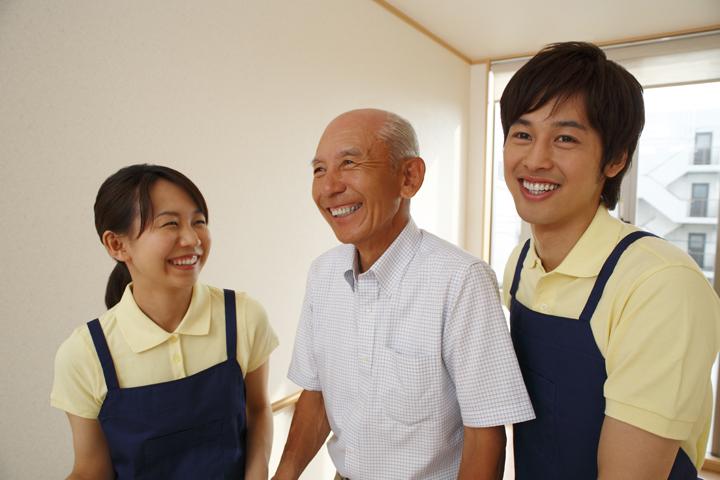 三島市有料での介護職派遣のお仕事です。 | 静岡県三島市 イメージ