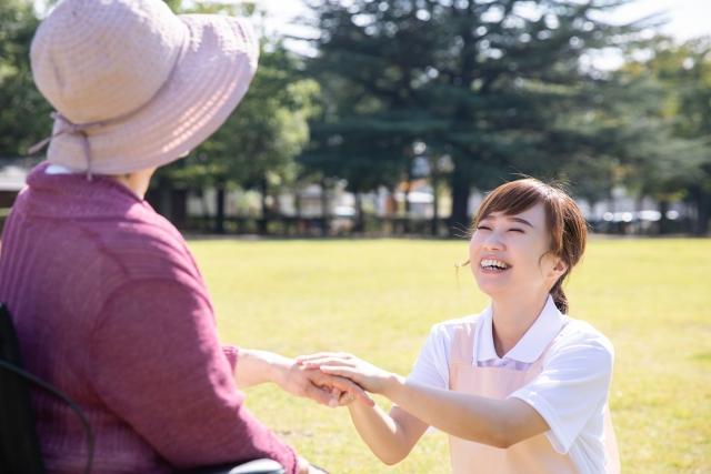 介護パート求人!特別養護老人ホームでの介護職のお仕事です!!|静岡県三島市 イメージ