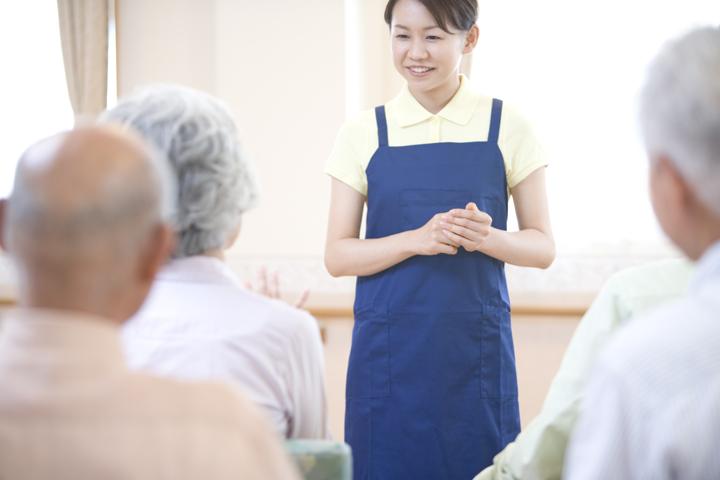 2020年4月から勤務できる方大歓迎!利用者様の介護業務のお仕事になります。 イメージ