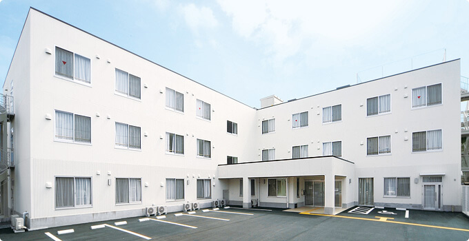 葵区若松町にある有料老人ホームでのお仕事 イメージ