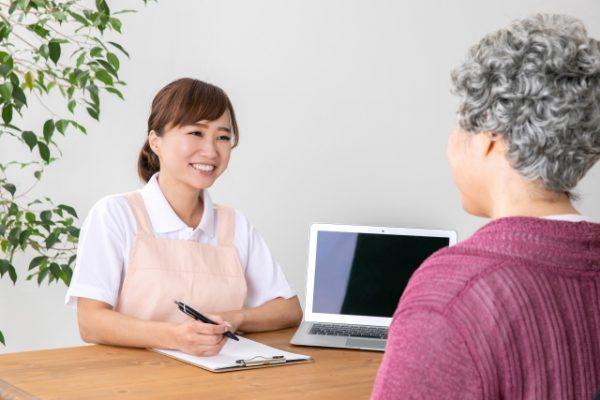ケアマネジャー|介護の資格 イメージ