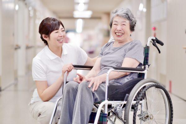 介護福祉士|介護の資格 イメージ