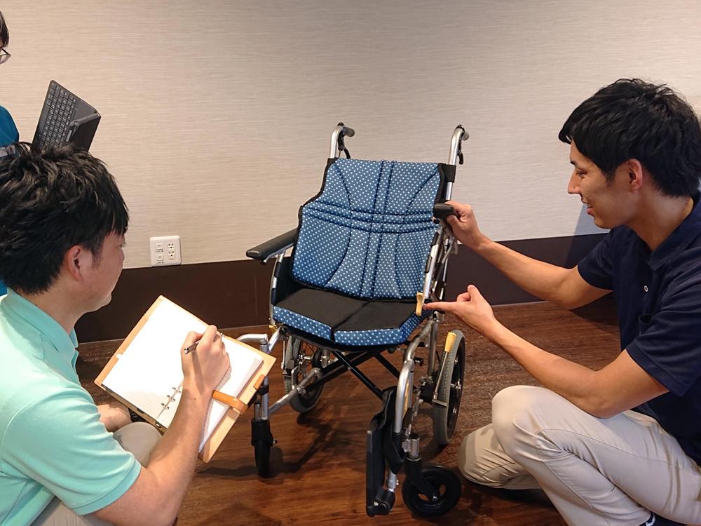 福祉用具ルート営業の募集|静岡県静岡市駿河区 イメージ