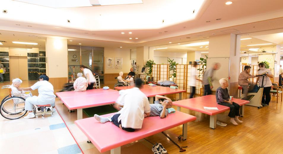 療養200床の病院です。職員に対して働きやすい環境を整備しています!|静岡県掛川市 イメージ