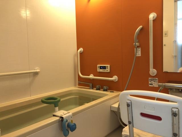 介護職用入浴介助の基本注意すべきポイント イメージ