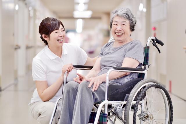 【派遣】<看護助手>駿河区広野の介護療養院での看護助手業務フルタイム|静岡県静岡市駿河区 イメージ